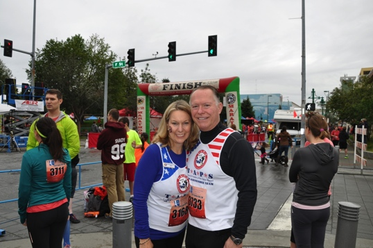 Dr. Maloney Volunteering to Support TAPS in Alaska